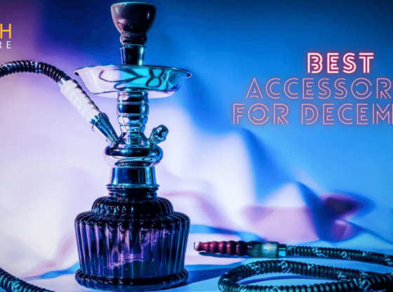 BEST 7 ACCESSORIES FOR DECEMBER | HOOKAH, FLAVOURS